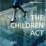 The Children Act by Ian McEwan<br/><span class='sec_title'>Contains spoilers!</span> Thumbnail